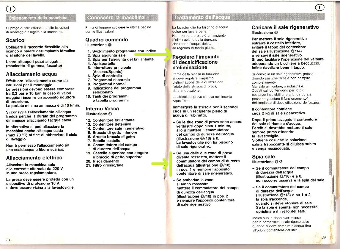 Manuale Istruzioni Lavatrice Bosch
