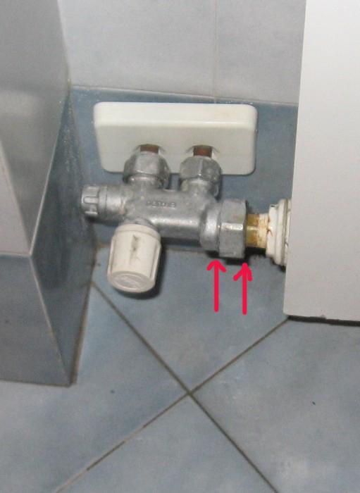 Un aiuto dagli impiantisti idraulici o termoidraulici for Valvole caloriferi